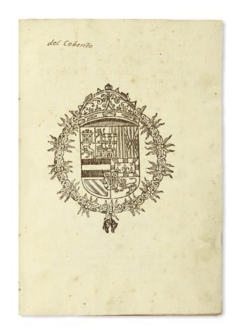 (MEXICAN IMPRINT--1684.) Sigüenza y Góngora, Carlos de. Parayso occidental, plantado, y cultivado . . . en su magnifico Real Convento