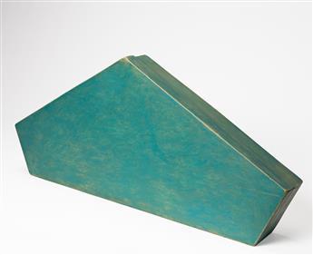 ROBERT THERRIEN, (1947 - 2019, AMERICAN) Blue Crib.