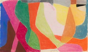 JAMES DAUGHERTY (1889 - 1974, AMERICAN) Untitled, (July 4).