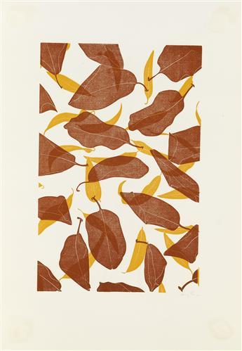 (PEREGRINE PRESS / BOTANICALS.) Evans, Henry. 2 portfolios of Botanical Prints