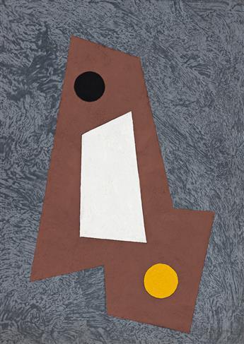 CHARLES GREEN SHAW (1892 - 1974, AMERICAN) Separation.