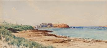 ALFRED-THOMPSON-BRICHER-A-Coastal-Scene