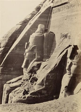 FRANCIS FRITH. Egypt and Palestine, Volumes I & II.