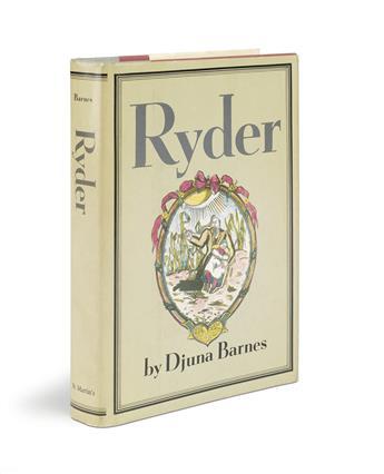 DJUNA-BARNES-(1892-1982)--Ryder
