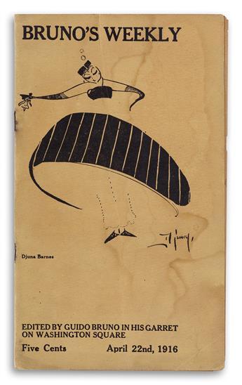 DJUNA-BARNES-(1892-1982)--The-Book-of-Repulsive-Women-8-Rhyt