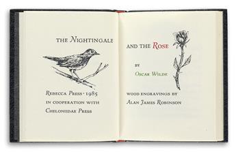 (REBECCA-PRESS--CHELONIIDAE-PRESS--MINIATURE)-Wilde-Oscar-Th