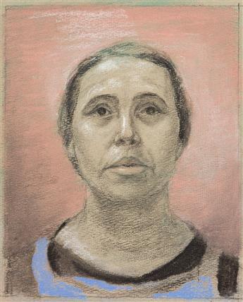 KATHERINE SHUBERT-KUNIYOSHI SCHMIDT (1899-1978) Two drawings.