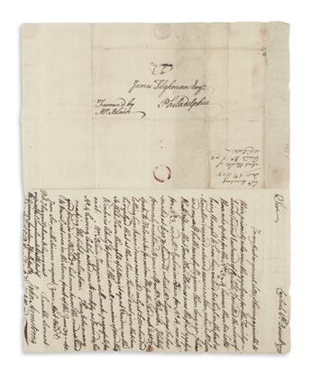ARMSTRONG-JOHN-Autograph-Letter-Signed-to-attorney-James-Til