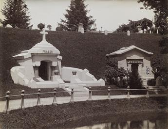 (CEMETERIES--TROY-NEW-YORK)-An-album-with-more-than-380-phot