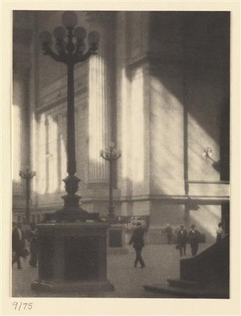 KARL STRUSS (1886-1981) A Portfolio 1909/29.