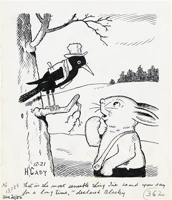 HARRISON CADY. Burgess Bedtime Stories.