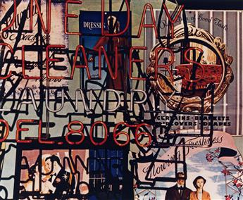 (HARRY CALLAHAN, YASUHIRO ISHIMOTO, AARON SISKIND, et alia) A portfolio entitled In Chicago.