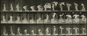 EADWEARD-MUYBRIDGE-(1830-1904)-A-selection-of-12-plates-from