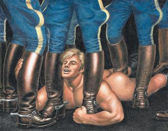 TOM OF FINLAND (1920-1991) Home - Secured.