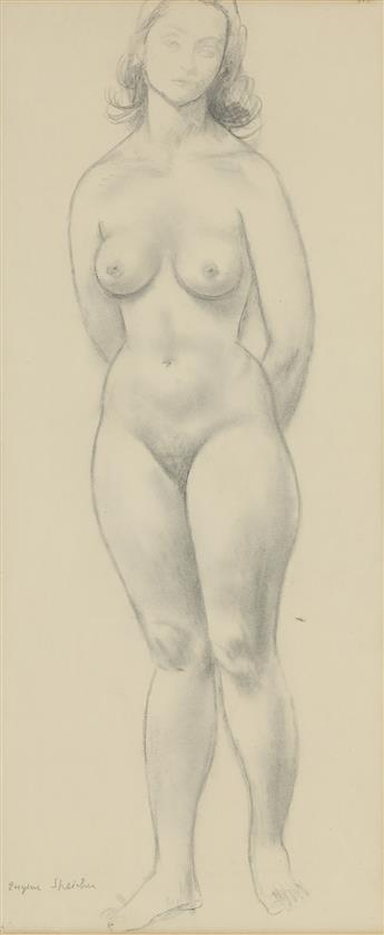 EUGENE-SPEICHER-Standing-Nude