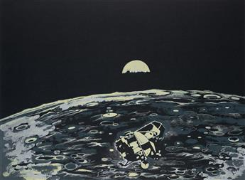 LOWELL-NESBITT-Moon-69