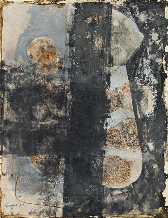 ALEXANDER SKUNDER BOGHOSSIAN (1937 - 2003) Untitled.