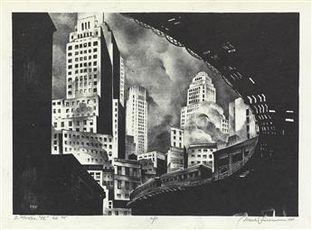 MARK-FREEMAN-Three-lithographs