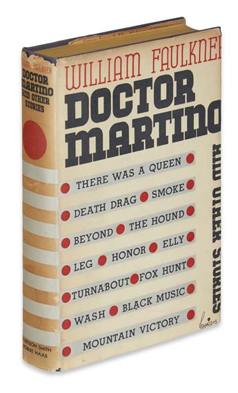 FAULKNER-WILLIAM-Doctor-Martino-and-Other-Stories