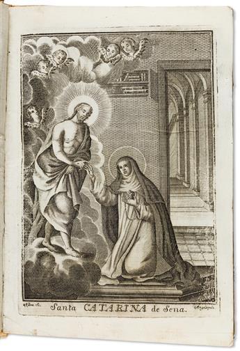 (MEXICAN IMPRINT--PUEBLA.) Regla, y constituciones que han de guardar las religiosas de los conventos ... de la ciudad de los Angeles.
