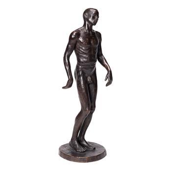 RICHMOND BARTHÉ (1901 - 1989) African Boy Dancing.