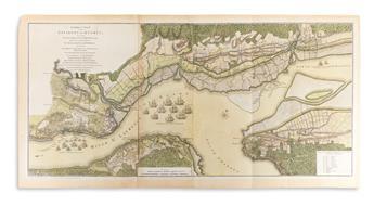 (CANADA.) Jefferys, Thomas. A Correct Plan of the