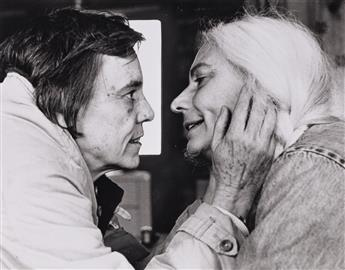 JEB (JOAN E. BIREN, 1944 - ) Kady and Pagan in the