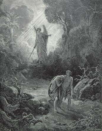 (BIBLE)-Doré-Gustave-The-Holy-Bible-Containing-the-New-and-O
