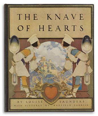 (PARRISH-MAXFIELD)-Saunders-Louise-The-Knave-of-Hearts