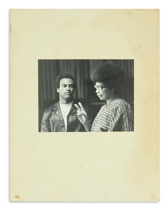 (WOMEN.) Papers of educator Sister Makinya Sibeko-Kouate, one of the leading popularizers of Kwanzaa.