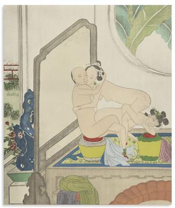 (CHINESE-EROTIC-PRINTS)-Le-Livre-de-lOreiller-estampes-chino