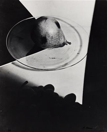 FLORENCE HENRI (1893-1982) A group of 5 photographs with abstract compositions.