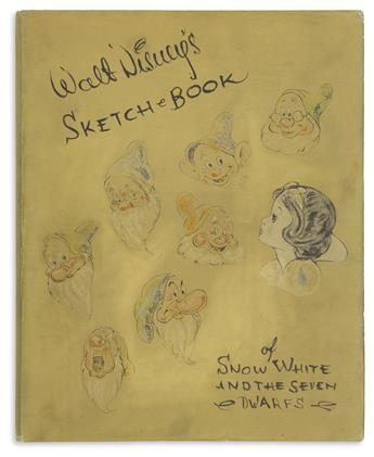 (CHILDRENS-LITERATURE)-[Disney-Studios]-Sketch-Book-[For-Sno