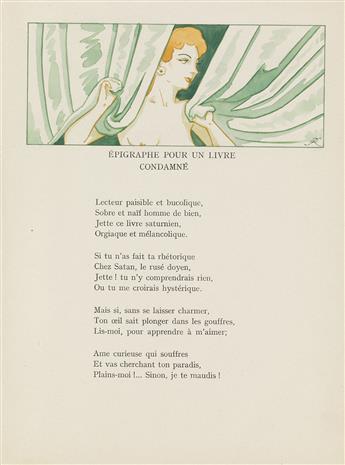 (RASSENFOSSE-ARMAND--RENÉ-GONTRAN-RANSON)-Baudelaire-Charles