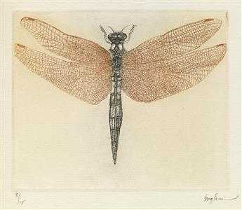 BASKIN-LEONARD--THE-GEHENNA-PRESS-Diptera-A-Book-of-Flies--O