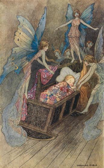 (GOBLE-WARWICK)-Owen-Dora;-editor-The-Book-of-Fairy-Poetry