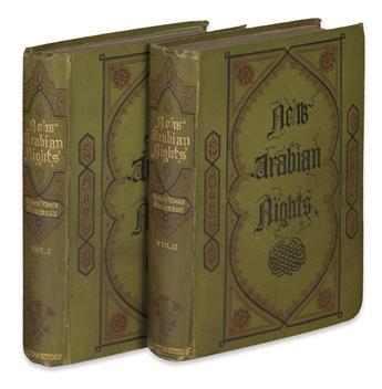 STEVENSON-ROBERT-LOUIS-New-Arabian-Nights