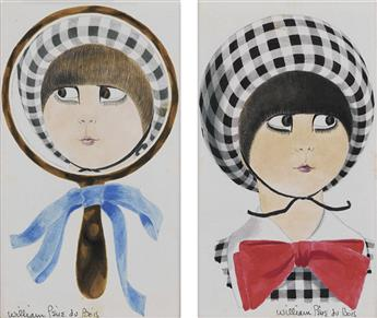 WILLIAM PÈNE DU BOIS. Pretty Pretty Peggy Moffitt. [CHILDRENS / FASHION / RUDI GERNREICH / MOD]