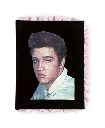 MABE, JONI / GREEN STREET STUDIOS. The Elvis Presley Scrapbook.