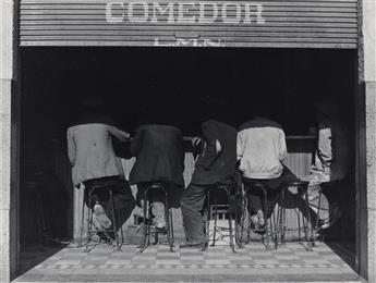 MANUEL ÁLVAREZ BRAVO (1902-2002) Portfolio entitled Fifteen Photographs.