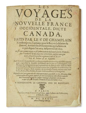(CANADA)-Champlain-Samuel-de-Les-Voyages-de-la-Nouvelle-Fran