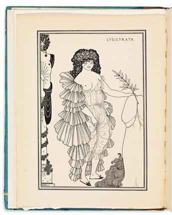 BEARDSLEY, AUBREY. The Lysistrata of Aristophanes.