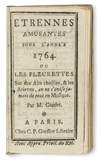 ALMANAC--Étrennes-Amusantes-pour-lAnnée-1764--[1763]