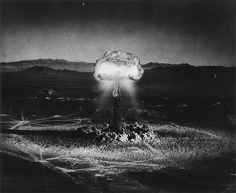 (ATOMIC-BOMB-TESTING)-Group-of-32-photograph-associated-with