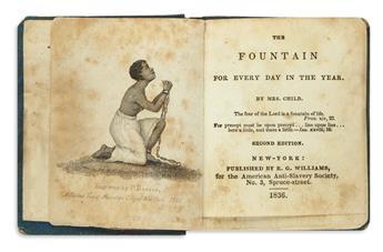 (SLAVERY-AND-ABOLITION)-Child-Lydia-Maria-The-Fountain-for-E