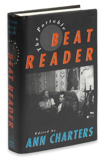 (BEAT GENERATION.) Charters, Ann (ed.). The Portable Beat Reader.