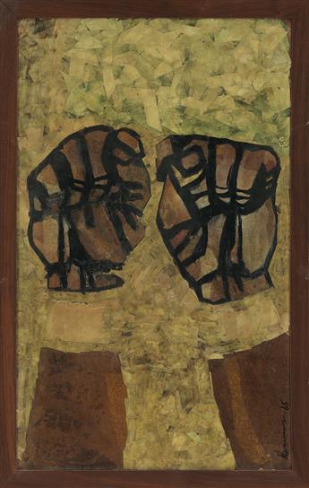 DAVID HAMMONS (1943 -   ) Untitled.