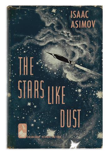 ASIMOV-ISAAC-The-Stars-Like-Dust