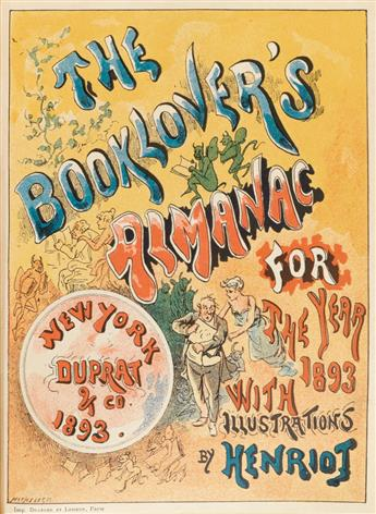 (BOOK-ARTS)-The-Book-Lovers-Almanac-for-the-Year-1893