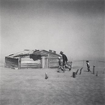 ARTHUR ROTHSTEIN (1915-1985) A Portfolio of Photographs.